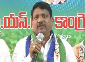 YSRCP suspends leader Koyya Prasad for land grabbing
