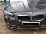 Daggubati Abhiram's car crashes into another vehicle at Raidurgam