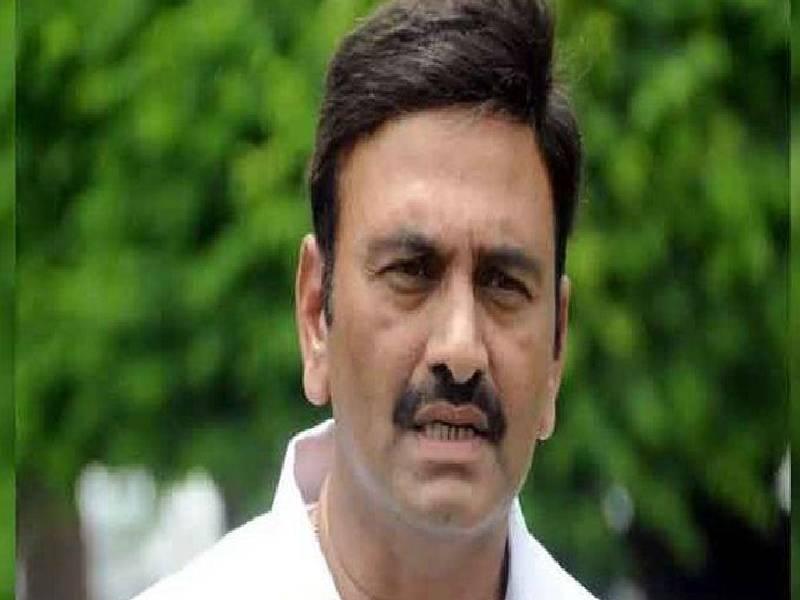 Rebel YSR Congress MP Raghurama Krishnam Raju alleges phone tapping