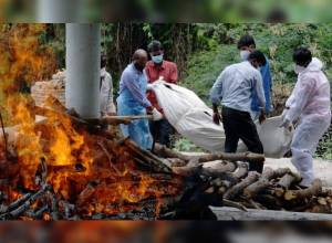 Over 22% COVID cremations in July conducted at Hyderabad's Puranapul crematorium
