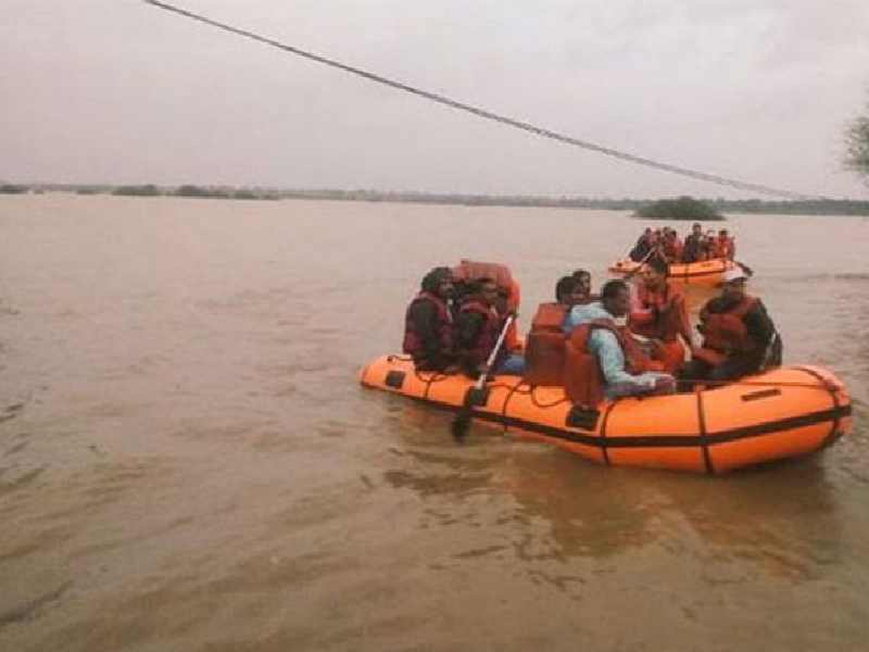 4 Karnataka villagers drown in Krishna river in Telangana