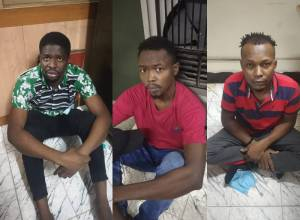 3 Nigerians arrested in Hyderabad with 6 gm cocaine