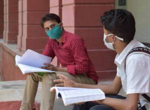 With TS CETs a week away, govt yet to decide on Covid-19 precautionary measures