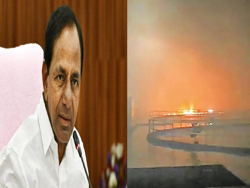 Srisailam fire: Scientists, journos write open letter to CM KCR on the faults at the power station