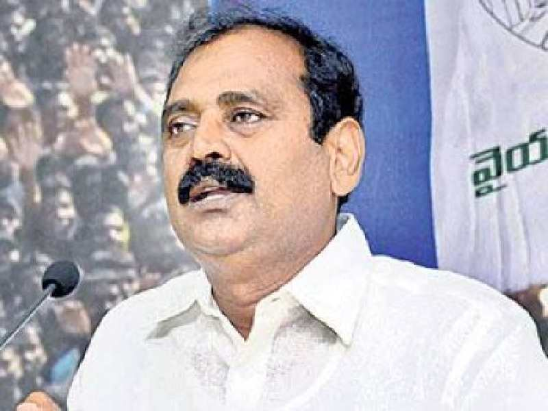 Tirupati MLA Bhumana Karunakar Reddy tested COVID positive
