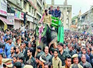 Hyderabad may miss the 400 year-old Bibi ka Alam procession