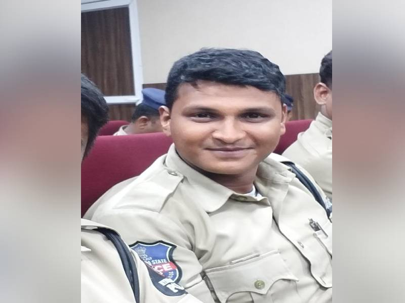 Bowenpally cop dies of heart attack week before his 28th birthday