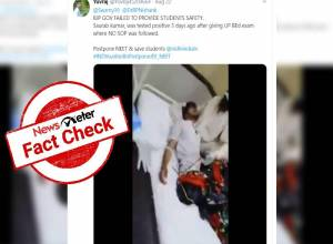 Fact Check: Viral video of young man on hospital bed is from Pakistan not Uttar Pradesh