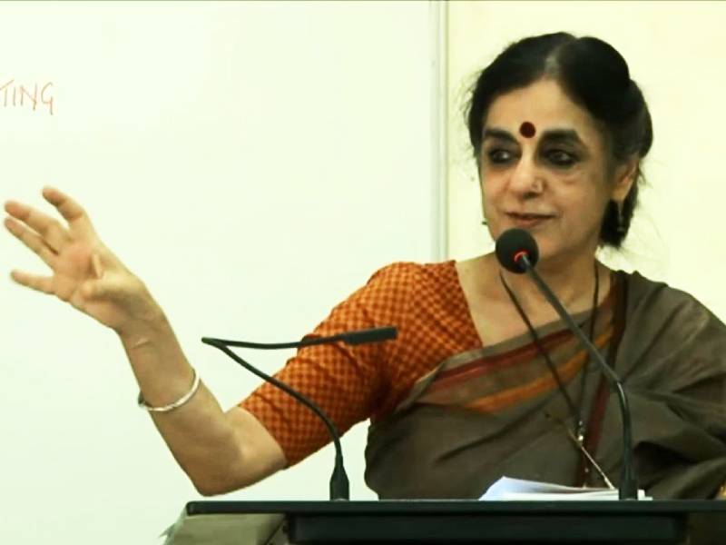 'NEP un-links education from democracy,' educationist Anita Rampal speaks at Manthan