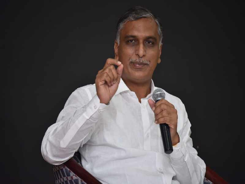 Finance Minister Harish Rao tests positive for COVID-19