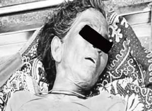 Guntur Tribal woman dies as lender runs tractor over her for money