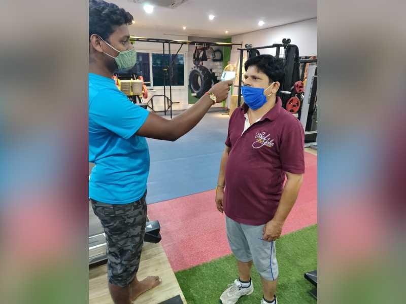 Face shields to separate towels: Hyderabad gyms to open with safety precautions