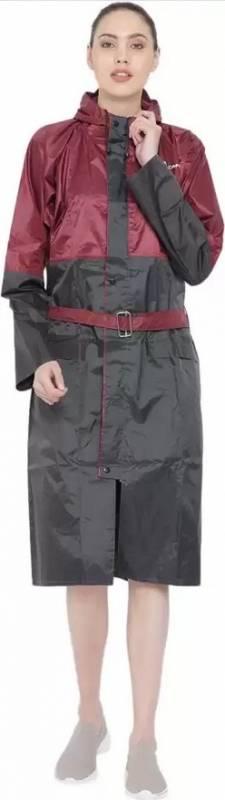 The Dry Cape Knee Length Women's Raincoat