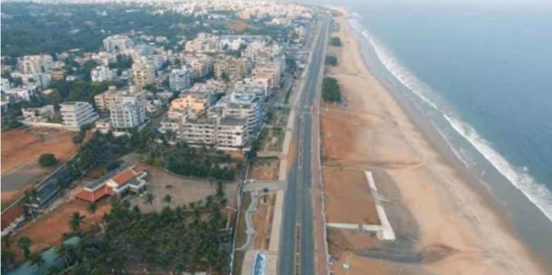HRF demands revoking orders allocating land for state guest house in Vizag