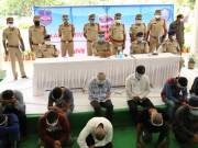 Hyderabad police bust three gangs involved in motorcycle thefts, arrest 12, recovered 77 vehicles