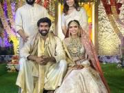 Band, Baja Baraat! Rana Daggubati weds Miheeka Bajaj