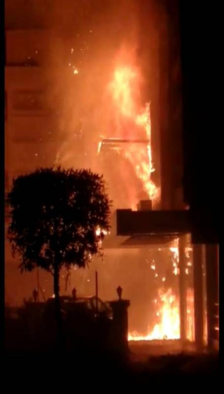 Playing with fire: Over 70% of Vizag hospitals yet to obtain fire NOC