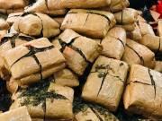 1,050 kg ganja worth Rs 2.62 cr seized, 1 person arrested