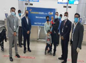 Hyderabad's RGIA resumes direct flights to UK