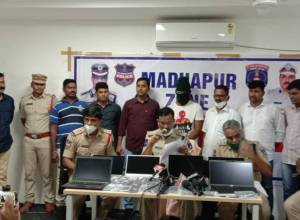 Cyberabad cops nab Karnataka man who robbed Blue Dart warehouse