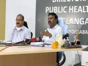 New COVID cases in GHMC limits is decreased in last 10 days