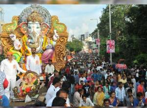 Khairatabad Ganesha: Through the times