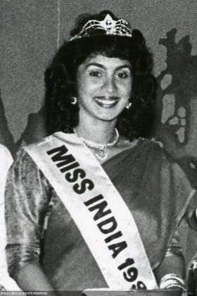 miss india winner 1991
