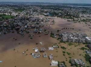 Mapping Maha, Odisha floods through satellite images of Mahanadi, Waiganga, and Godavari rivers