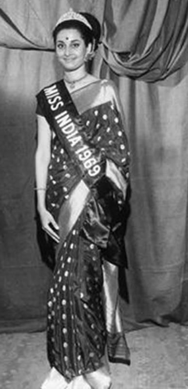 miss india winner 1969