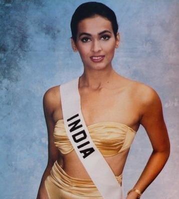 miss india winner 1992