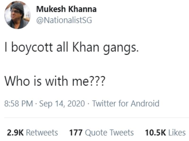 Mukesh Khanna1
