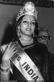miss india winner 1976