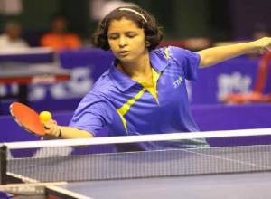 Table tennis star Naina Jaiswal appointed brand ambassador for anti-drugs campaign in AP