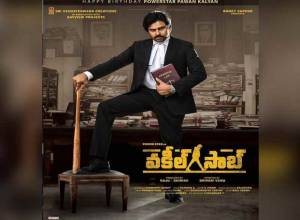 Release of Vakeel Saab motion poster marks Power Star's birthday