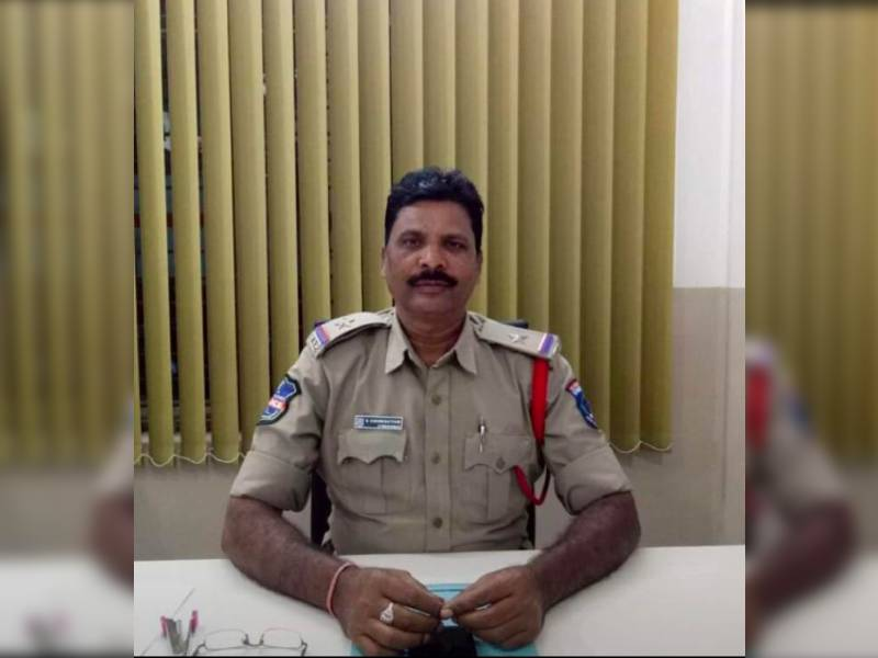 Miyapur Asst Sub-Inspector dies of COVID while undergoing treatment