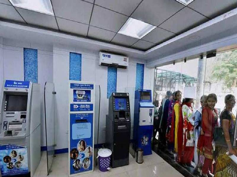 Not mandatory to deposit money in cash deposit machines, SBI clarifies