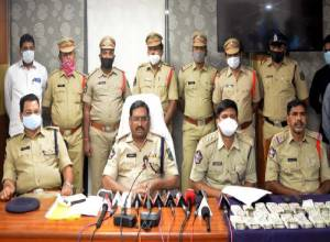 Five arrested in Rs. 20-lakh robbery case in Vizag