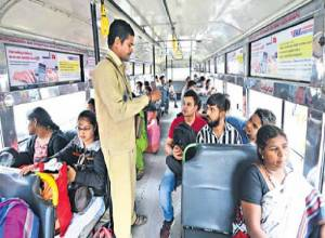 Very few buyers for TSRTC's bus passes, figures down by 32%