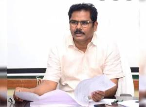 Medak Addl Collector Gaddam Nagesh and three others suspended in graft case