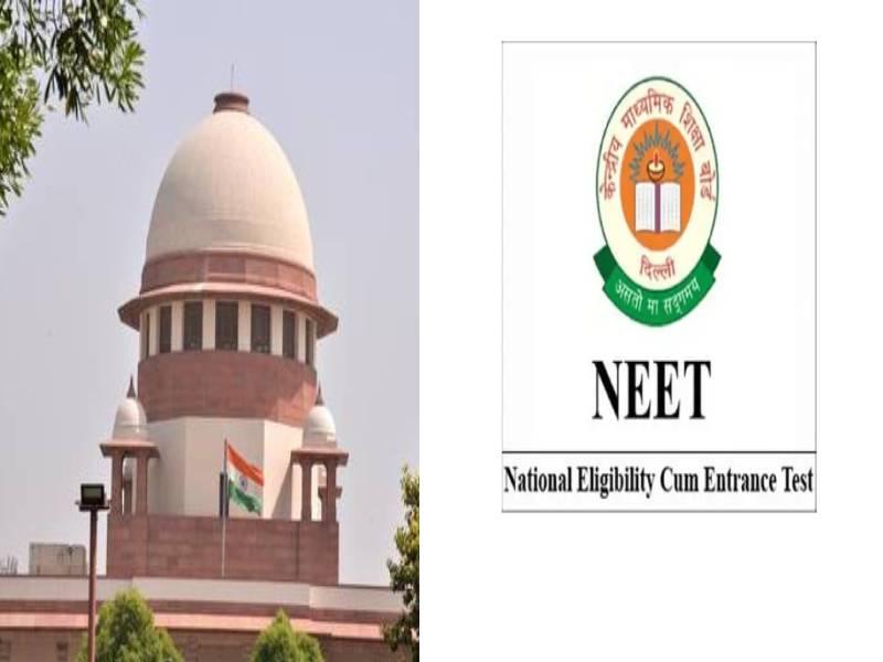 SC dismisses plea again seeking postponing NEET