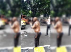 Fought for Telangana but received no job, Man immolates self at Nampally