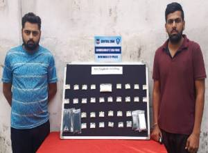 Rajasthan man was arrested at Ameerpet for possessing banned Mephedrone