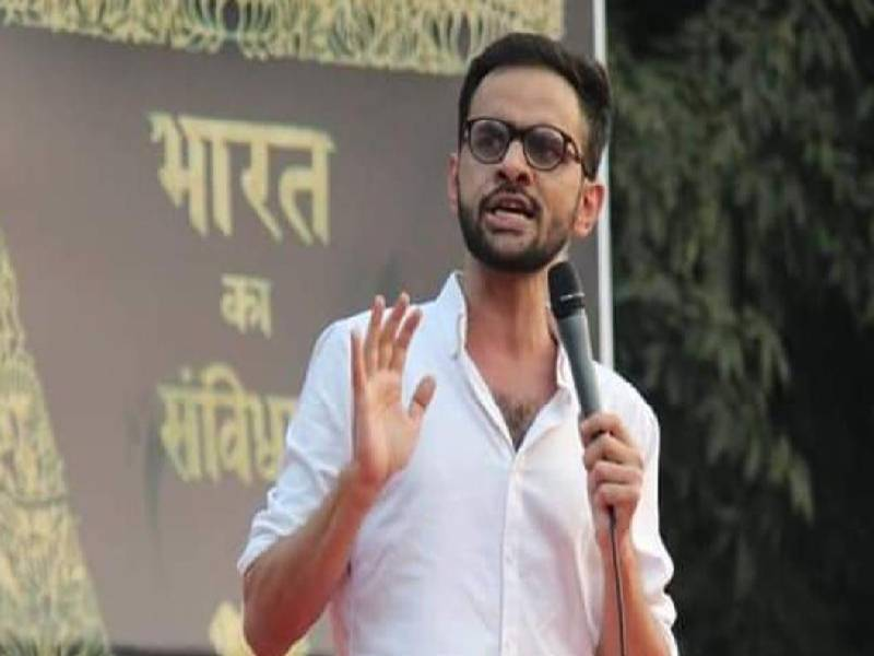 Umar Khalid arrested by Delhi Police for Feb riots, HRF calls it conspiracy