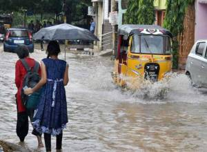 Hyderabad: More rains predicted for next 48 hours