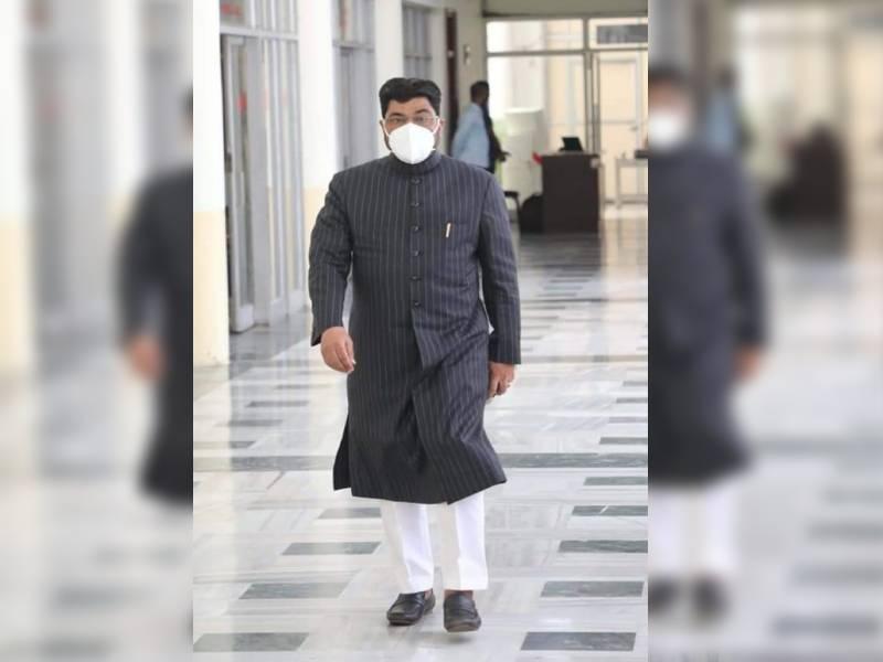 Nampally AIMIM MLA Jaffar Hussain Meraj tested COVID +Ve