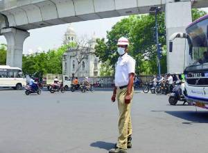 4,952 traffic personnel given pollution hazard allowance: TS Home Minister