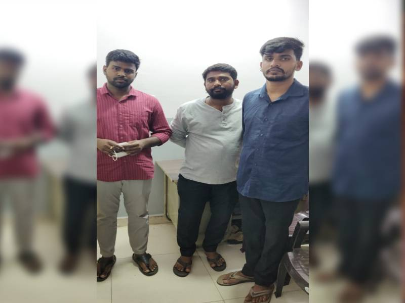 Boduppal Congress corporator and two friends arrested for kidnap