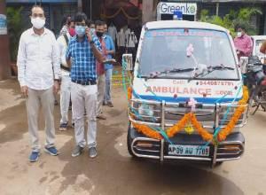 Kurnool MLA starts free ambulance service to transport COVID bodies