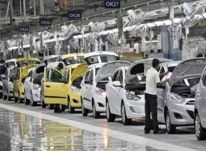 Pandemic hits automobile sector, sales down by 37.4%