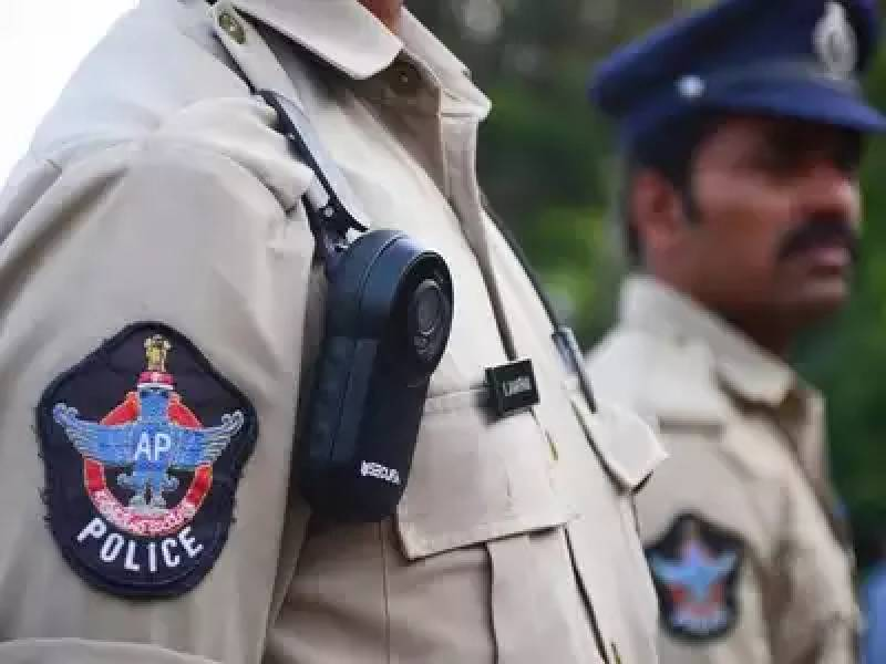 AP CM launches 'AP Police Seva' mobile app, can lodge complain digitally, ensure safety of houses
